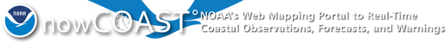nowCOAST: NOAA's Web Mapping Portal to Real-Time Coastal Observations, Forecasts, and Warnings